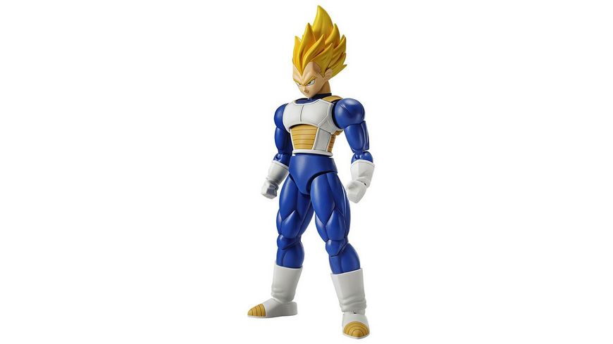 Bandai Dragon Ball Super Saiyan Vegeta Bausatz