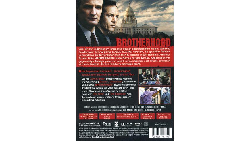 Brotherhood Die komplette Serie 8 DVDs