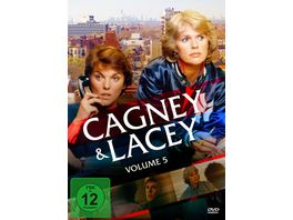 Cagney Lacey Volume 5 6 DVDs
