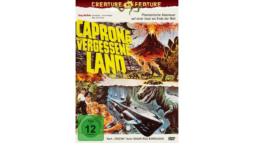 Caprona Das vergessene Land