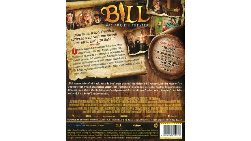 Bill Was fuer ein Theater