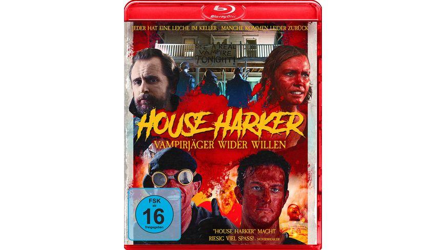 House Harker Vampirjaeger wider Willen