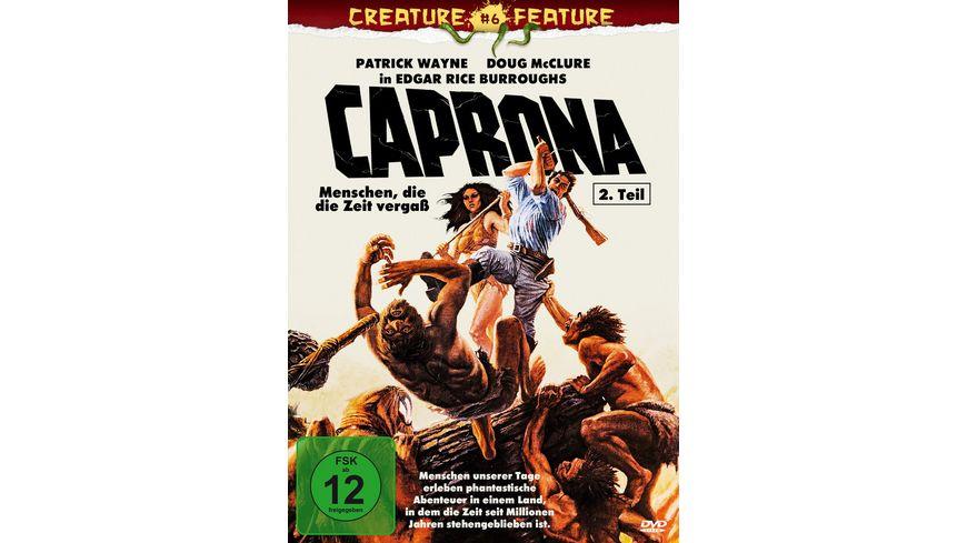 Caprona 2 Menschen die die Zeit vergass