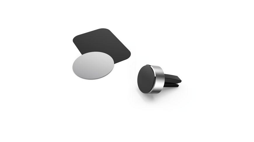 Universal Smartphone Halter Magnet Alu