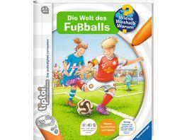 Ravensburger tiptoi Die Welt des Fussballs