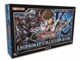 Yu Gi Oh Sammelkartenspiel Legendary Collection Kaiba