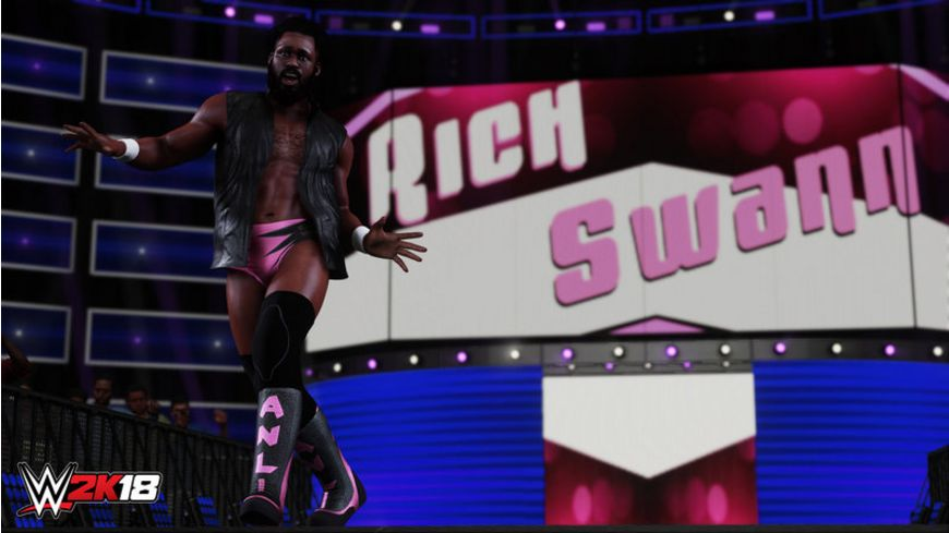 WWE 2K18 Wrestlemania Edition