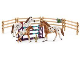 Schleich 42433 Horse Club Lisas Turnier Training