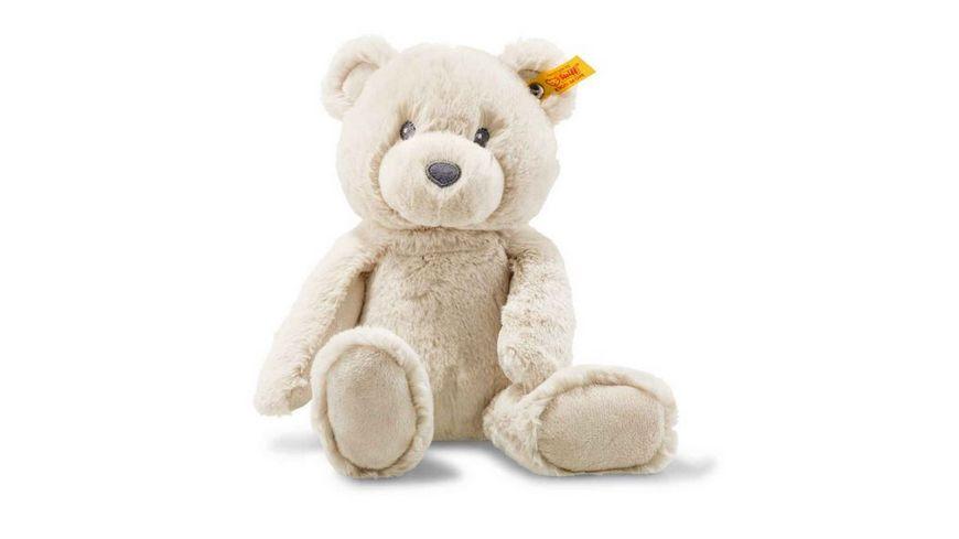 Steiff Soft Cuddly Friends Bearzy Teddybaer 28 cm beige