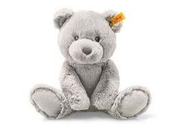 Steiff Soft Cuddly Friends Bearzy Teddybaer 28 cm grau