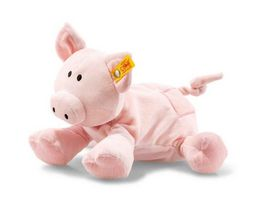 Steiff Soft Cuddly Friends Angie Schwein 22 cm