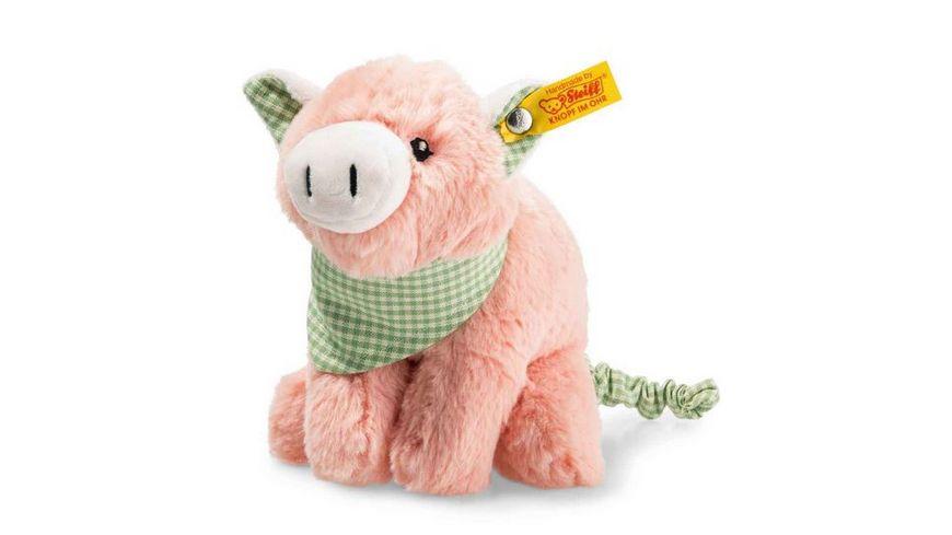 Steiff Happy Farm Piggilee Zappelschwein 18 cm