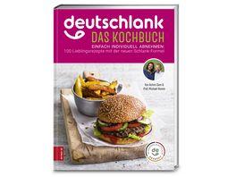 Deutschlank Die 100 besten Schlank Rezepte fuer deinen persoenlichen Figur Code