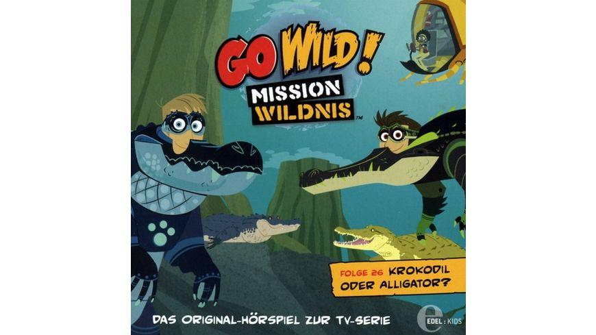 26 HSP TV Krokodil Oder Alligator