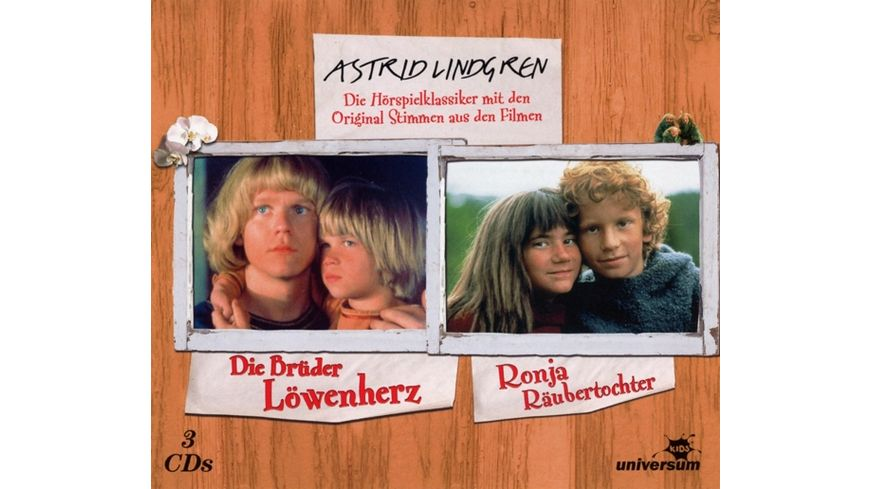 Astrid Lindgren Hoerspielbox 1