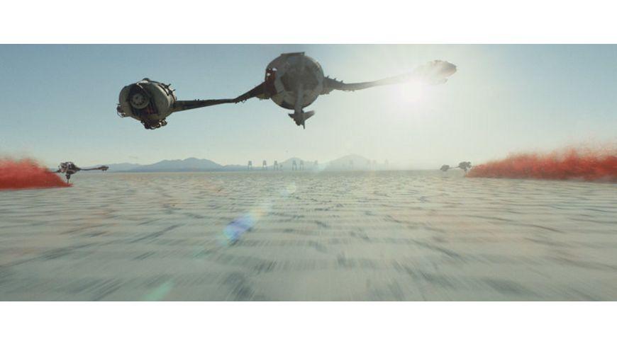 Star Wars Episode VIII Die letzten Jedi 4K Ultra HD Blu ray 2D Bonus Blu ray