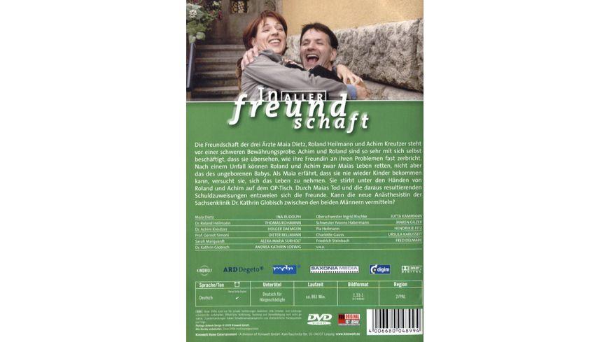 In aller Freundschaft Staffel 2 1 5 DVDs