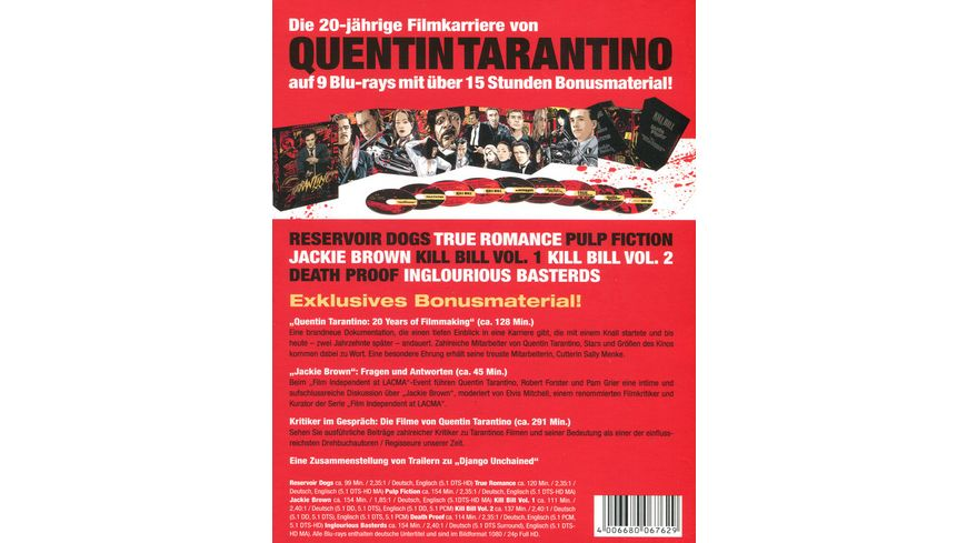 Tarantino XX 9 BRs