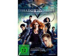 Shadowhunters Chroniken der Unterwelt Die komplette erste Staffel 4 DVDs