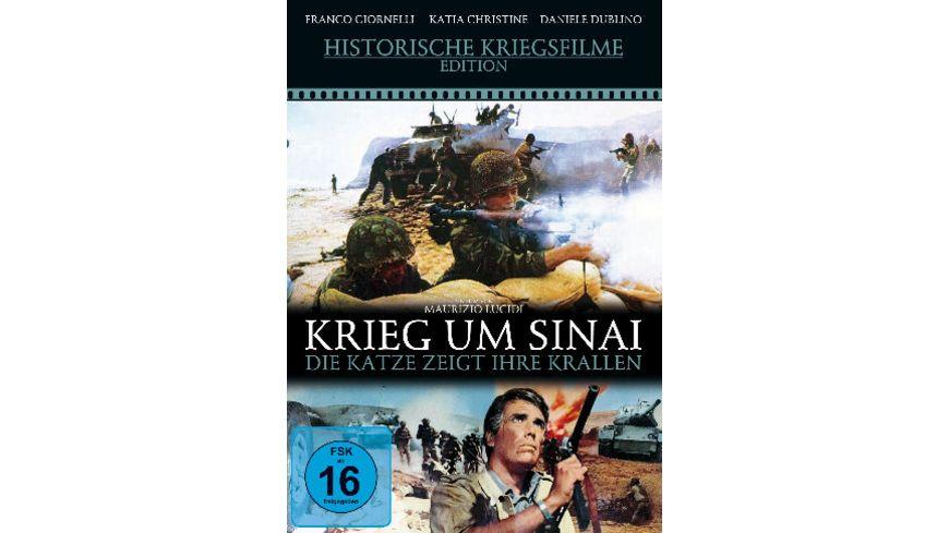 Krieg um Sinai Die Katze zeigt ihre Krallen