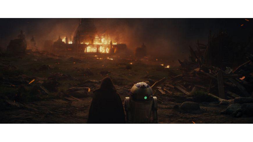 Star Wars Episode VIII Die letzten Jedi Steelbook Blu ray 2D Bonus Blu ray LE