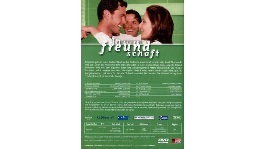 In aller Freundschaft Staffel 1 2 5 DVDs