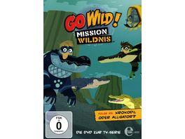 Go Wild Mission Wildnis Folge 26 Krokodil oder Alligator