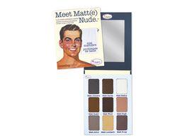 theBalm Meet Matt e Nude