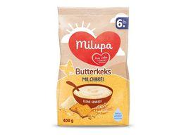 Milupa Kleine Geniesser Milchbrei Butterkeks ab dem 6 Monat