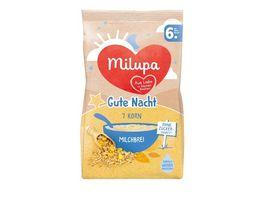 Milupa Gute Nacht Milchbrei 7 Korn ab dem 6 Monat 400g
