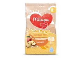 Milupa Guten Morgen Milchbrei Fruchtiger Apfel ab dem 8 Monat