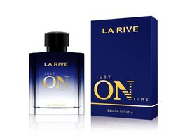 LA RIVE Just in Time Eau de Toilette