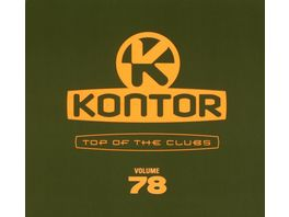Kontor Top Of The Clubs Vol 78