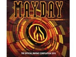Mayday 2018 We Stay Different