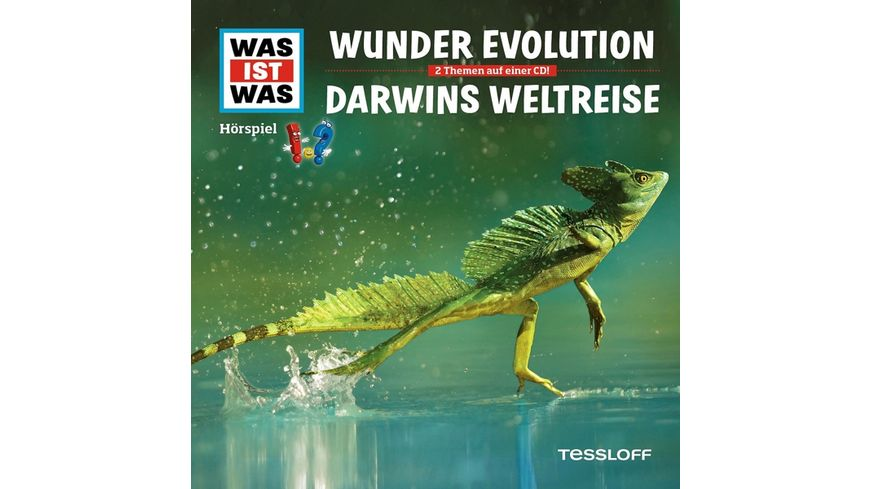 Folge 65 Wunder Evolution Darwins Weltreise