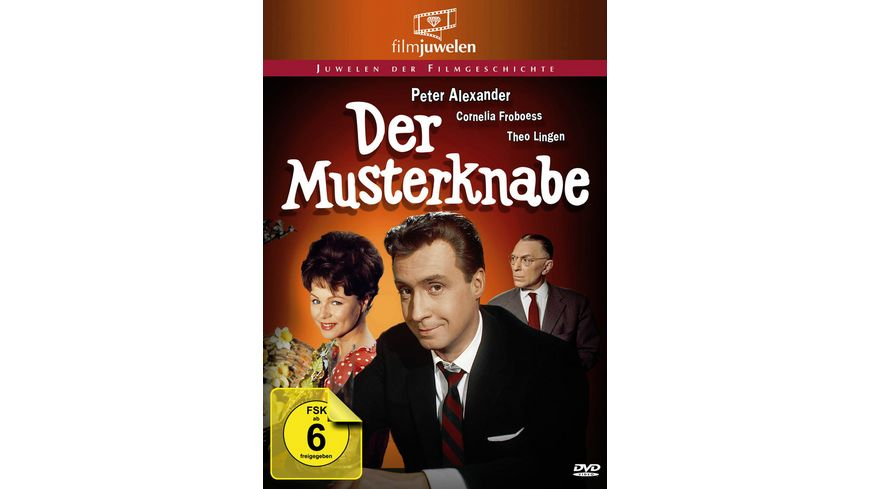 Peter Alexander Der Musterknabe
