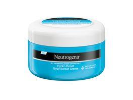 Neutrogena Hydro Boost Body Sorbet Creme