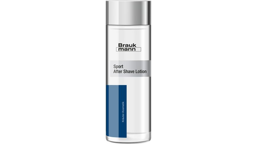 HILDEGARD BRAUKMANN Sport After Shave Lotion