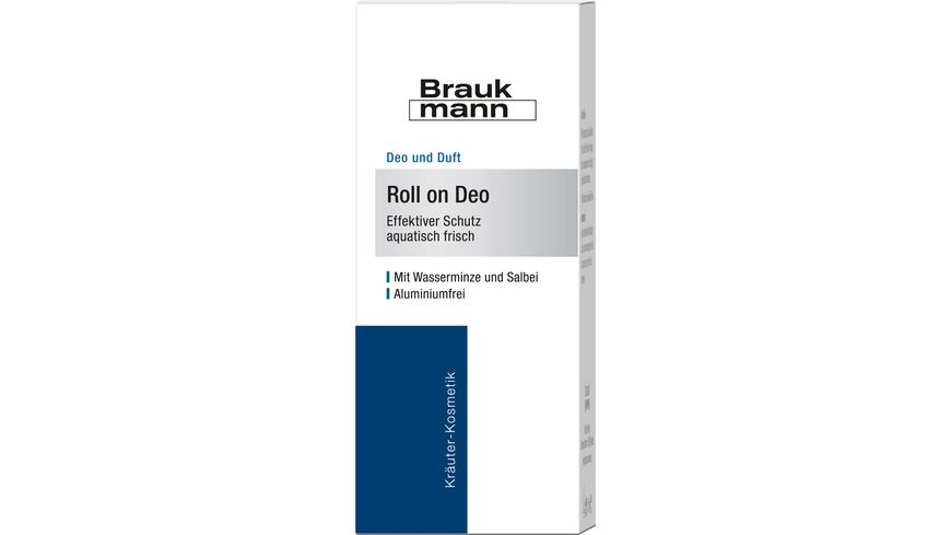 HILDEGARD BRAUKMANN Roll on Deo