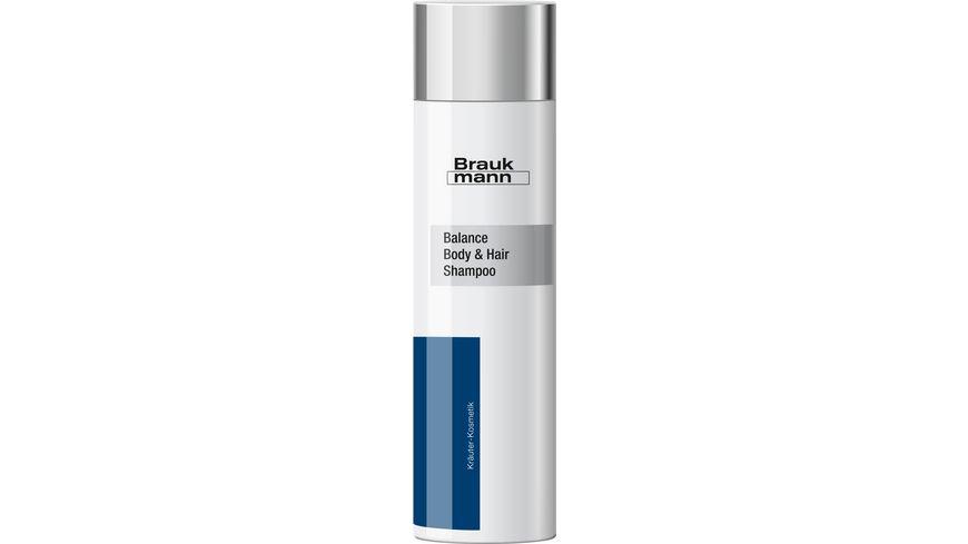 HILDEGARD BRAUKMANN Balance Body Hair Shampoo