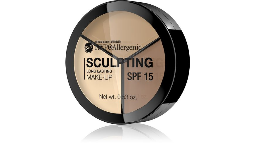 HYPOAllergenic Long Lasting Sculpting Make Up