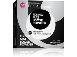 HYPOAllergenic Fixing Mat Loose Powder