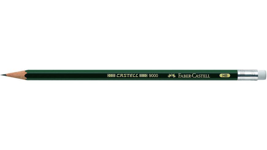 FABER-CASTELL Ersatzradierer für Druckbleistift GRIP MATIC weiß 3 Radierer