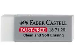 FABER CASTELL Radierer DUST FREE