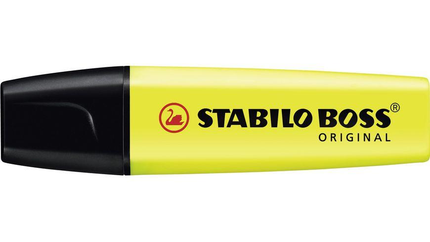 STABILO Textmarker BOSS ORIGINAL