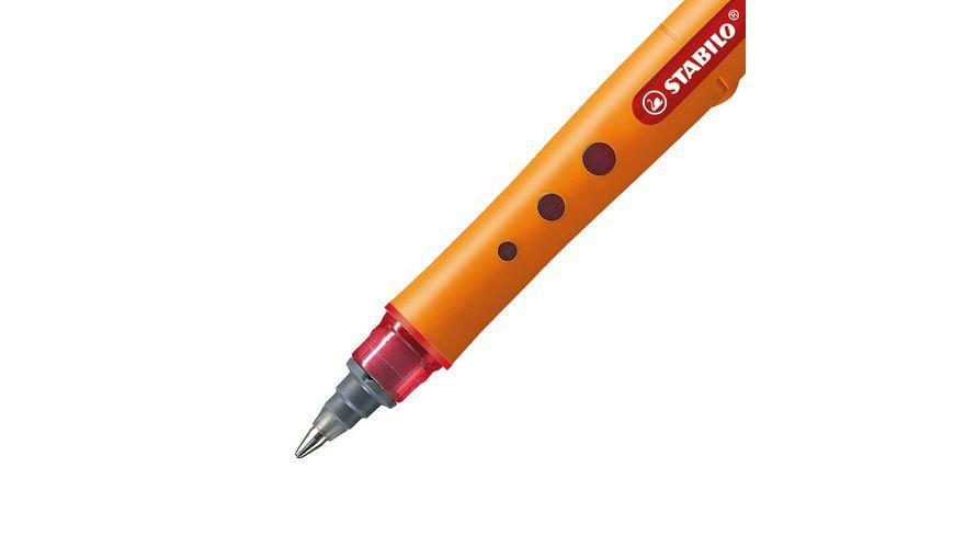 STABILO Tintenroller worker medium