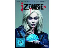 iZombie Staffel 3 3 DVDs