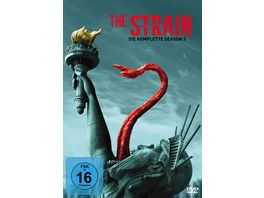 The Strain Season 3 3 DVDs