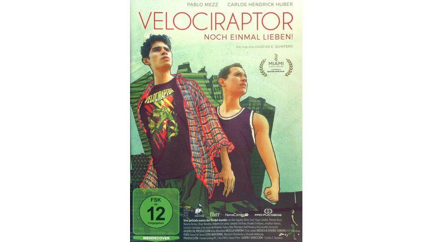 Velociraptor Noch einmal lieben OmU