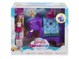 Mattel Barbie Chelsea Puppe mit Elefant